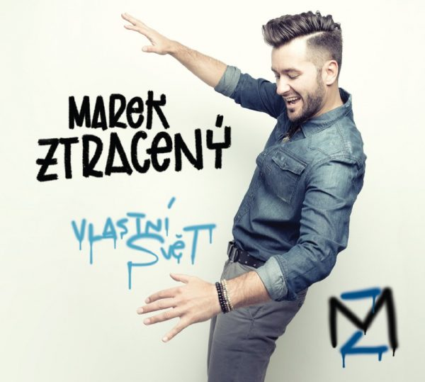 Súťaž o aktuálny album VLASTNÍ SVĚT speváka Mareka Streceného