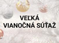Veľká vianočná súťaž NOTINO