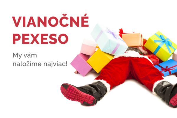 Vianočné pexeso 2018