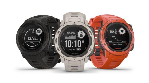 Vyhraj špičkové outdoorové inteligentné hodinky Garmin Instinct
