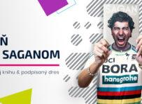 Vyhraj podpísaný dres Petra Sagana