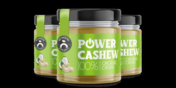 Vyhrajte 1x Power Cashew Coconut od Powerlogy