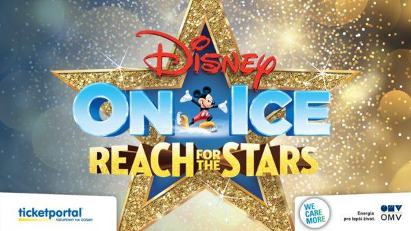 Vyhrajte 2 lístky na ľadovú show Disney On Ice