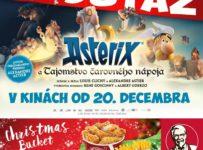 Vyhrajte 3x2 lístky na špeciálnu premiéru filmu Asterix