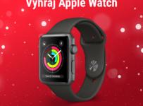 Vyhrajte Apple Watch Series 3
