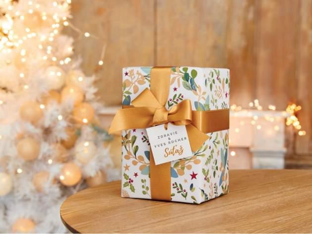 Vyhrajte balíček kozmetiky z limitovanej vianočnej edície od Yves Rocher