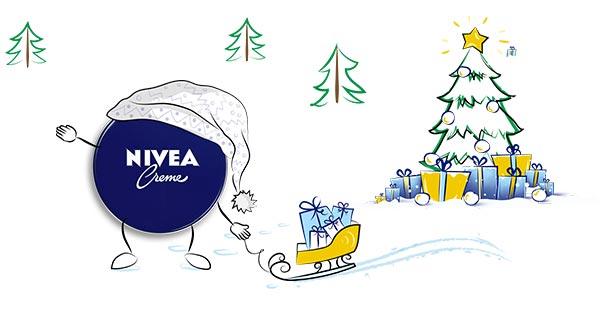 Vyhrajte vo veľkej adventnej nádielke NIVEA
