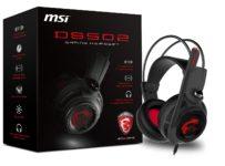 Súťaž o herné slúchadlá a myš MSI