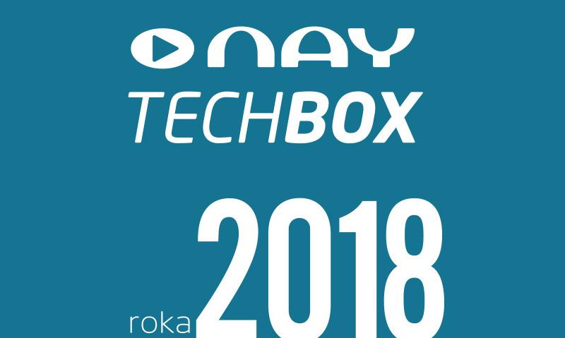798e62ef3 NAY TECHBOX roka 2018 - ôsmy ročník | eSutaze.sk