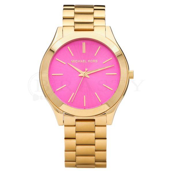 Súťaž o dámske hodinky Michael Kors Slim Runway MK3264