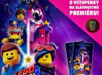 Súťaž o 2 vstupenky pre 4 osoby na premiéru Lego Príbeh 2 v Bory Mall