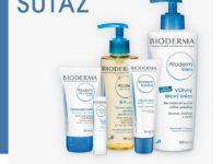 Súťaž o 3 balíčky produktov Atoderm