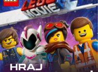 Súťaž o 4 vstupenky Lego Príbeh 2 v sieti kín Cinemax