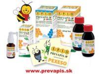 Súťaž o 5 balíčkov s unikátnymi prípravkami PREVAPIS JUNIOR