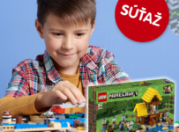 Súťaž o LEGO Minecraft 21144 Farmárska usadlosť