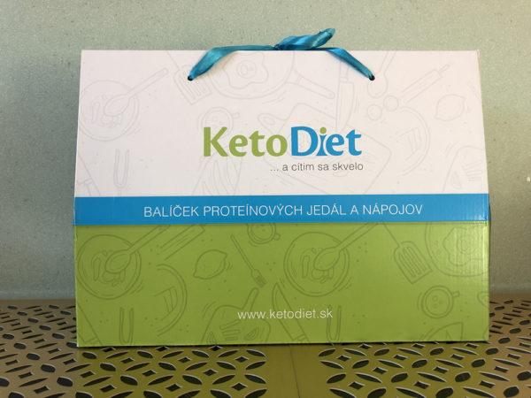 Súťaž o balíček KetoDiet