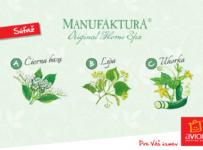 Súťaž o balíček starostlivosti o ruky od Manufaktura