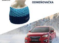 Súťaž o dámsku čiapku Subaru