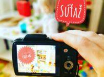Súťaž o digitálny foťák