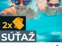 Súťaž o dva lístky do Vodného sveta v RELAX AQUA & SPA