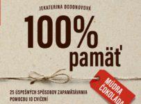 Súťaž o knihu 100% pamäť- 25 úspešných spôsobov zapamätávania pomocou 10 cvičení