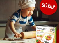 Súťaž o kuchynskú váhu Sencor