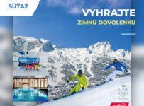 Súťaž o lyžiarsky pobyt pre 2 osoby na 4 dni v 4* hoteli Alpen Adria Hotel & Spa