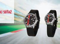 Súťaž o originálne hodinky Suzuki