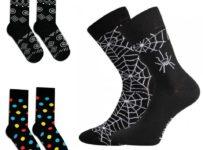 Súťaž o tri páry veselých ponožiek