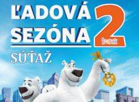 Súťaž s filmom Ľadová sezóna 2