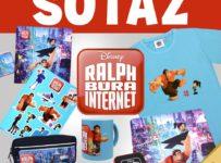 Súťaž s portálom Kinosála a animákom Ralph búra internet