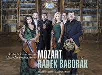 Súťaž o CD Mozart – Radek Baborák
