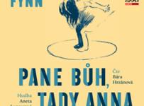 Súťaž o audioknihu FYNN – PANE BUH, TADY ANNA