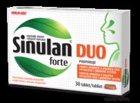Súťaž o výživový doplnok Sinulan Duo forte