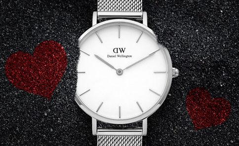 9b412685a Súťaž o hodinky Daniel Wellington Classic Petite Sterling | eSutaze.sk