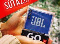 Vyhraj bluetooth reproduktor JBL GO