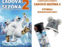 Vyhraj s filmom ĽADOVÁ SEZÓNA 2 balíčky s termoskami a detskými čiapkami