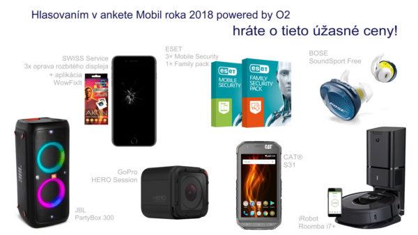 Mobil roka 2018 powered by O2
