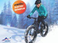Vyhraj Snowbike pre dvoch na víkend