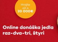 Hrajte s Bistro.sk o ceny v hodnote 20 000 €