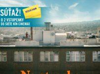 Súťaž o 2 lístky na film Na streche do siete kín CINEMAX