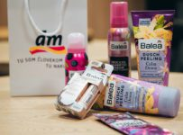 Súťaž o 4 balíčky kozmetiky značky Balea