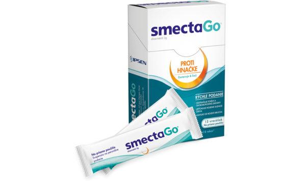 Súťaž o 5 balíčkov zdravotníckej pomôcky smectaGo®
