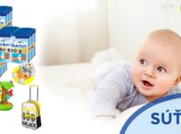 Súťaž o 6 balenie Nutrilonu pre podporu imunity