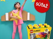 Súťaž o LEGO Classic 10698 Veľký kreatívny box