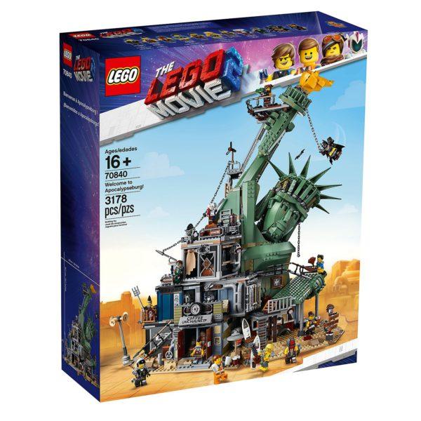 Súťaž o exkluzívnu stavebnicu LEGO - Vitajte v Apokalypsburgu