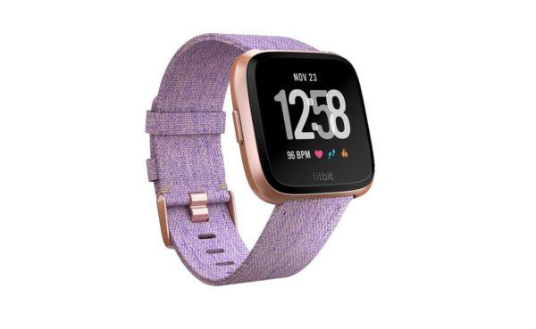 Súťaž o inteligentné hodinky FitBit Versa