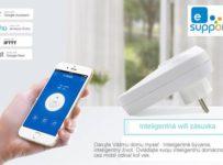 Súťaž o inteligentnú Wi-Fi zásuvku Sonoff S20