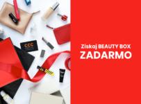 Súťaž o luxusný limitovaný Beauty Box plný prekvapení