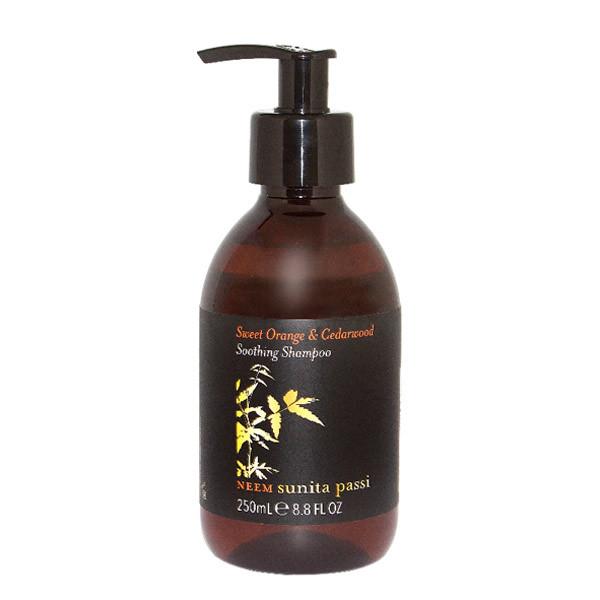 Súťaž o nimbový upokojujúci šampón zn. Neem Sunita Passi
